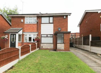 Thumbnail 2 bed semi-detached house to rent in Baker Street, Poolstock, Wigan