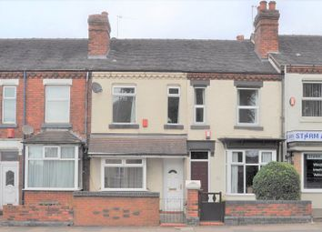 Thumbnail 2 bed terraced house for sale in Hartshill Road, Stoke-On-Trent