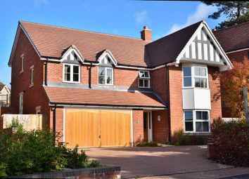 Thumbnail 4 bed detached house for sale in Southbank Road, Hereford