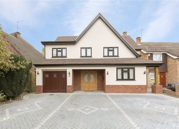 Thumbnail 6 bed detached house for sale in Brookside, Emerson Park, Hornchurch