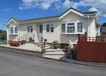 Thumbnail 2 bed mobile/park home for sale in Primrose Hill Park (Ref: 5676), Charlton Mackrell, Somerton, Somerset