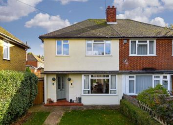 Thumbnail 3 bed semi-detached house for sale in Brighton Road, Tadworth, Surrey