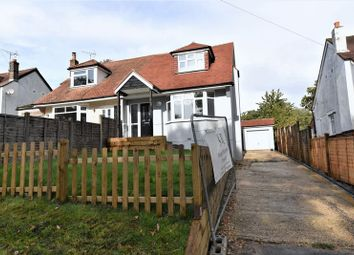 Thumbnail 2 bed semi-detached house for sale in Woodcroft Lane, Waterlooville