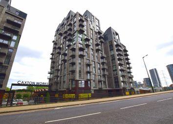 Caxton Street North, London E16. 1 bed flat