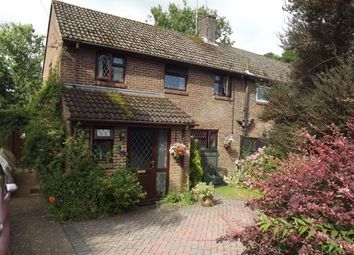 Thumbnail 4 bed end terrace house for sale in Moors Close, Hurn, Christchurch