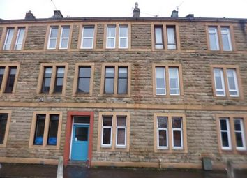Thumbnail 1 bed flat to rent in First Floor Flat In Crow Road, Glasgow West End
