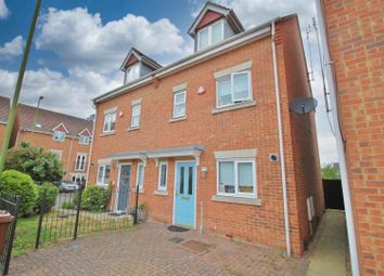 Thumbnail 3 bed semi-detached house for sale in Wordsworth Gardens, Borehamwood