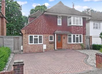 Thumbnail 3 bed detached house for sale in Campbell Crescent, East Grinstead, West Sussex