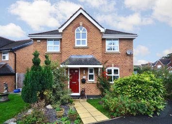Thumbnail 4 bed detached house for sale in Charolais Crescent, Lightwood