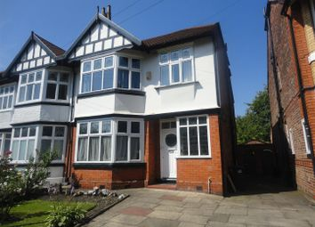 Thumbnail 5 bedroom semi-detached house for sale in Sheringham Road, Manchester