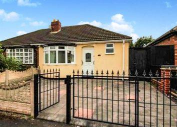 Thumbnail 2 bed semi-detached bungalow for sale in Hannah Road, Bilston