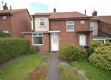 Thumbnail 2 bed property to rent in Earsdon Road, Kenton, Newcastle Upon Tyne