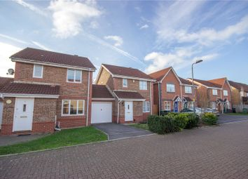 Thumbnail 3 bed detached house to rent in Harvest Close, Bradley Stoke, Bristol