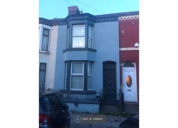 4 bed terraced house to rent in Gilroy Road, Liverpool L6
