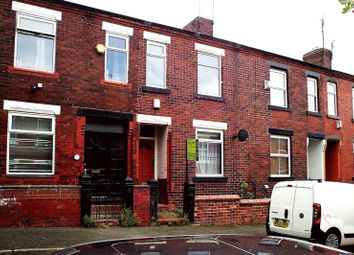 Thumbnail 2 bed terraced house to rent in Beechwood Grove, Manchester
