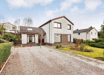 Thumbnail 4 bedroom detached house for sale in Station Road, Langbank, Port Glasgow