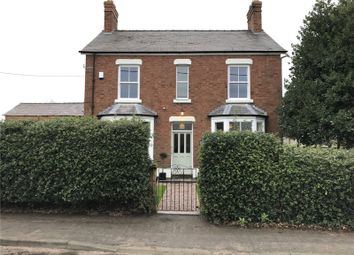 Thumbnail 5 bed detached house to rent in Church Road, Ashton, Chester