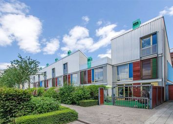 Thumbnail 4 bed terraced house for sale in Edison Court, Greenroof Way, London