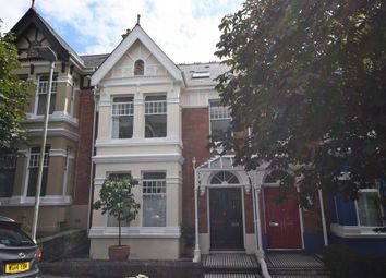 Thumbnail 4 bedroom terraced house for sale in Burleigh Park Road, Plymouth