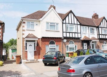 Thumbnail 3 bed semi-detached house to rent in Bishop Ken Road, Harrow