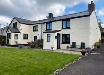 Thumbnail 5 bed semi-detached house for sale in Llewellyns Row, Llanelly Hill, Abergavenny