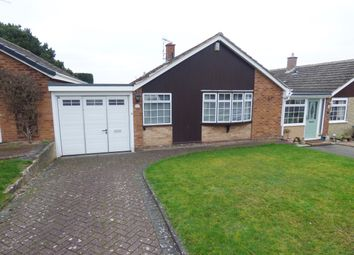 Thumbnail 2 bed detached bungalow for sale in Bexfield Close, Allesley Village, Coventry