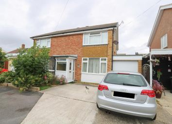 Thumbnail 3 bed semi-detached house for sale in Walnut Tree Close, Hayling Island