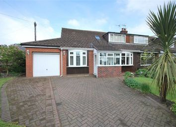 Thumbnail 3 bedroom semi-detached bungalow for sale in Broadway, Walkden, Manchester