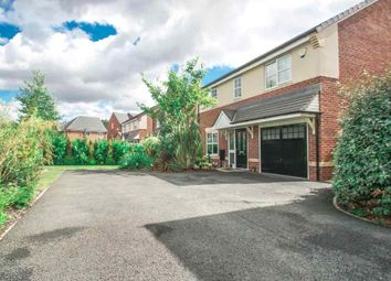 Thumbnail 4 bed detached house for sale in Roseway Avenue, Cadishead, Manchester