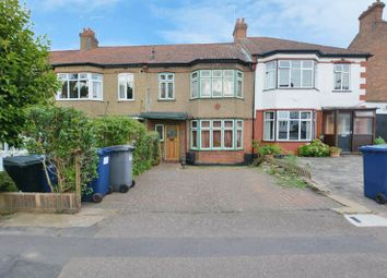 Thumbnail 3 bed terraced house for sale in Grove Road, North Finchley, London