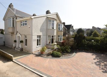 Thumbnail 4 bed semi-detached house for sale in Honcray, Plymstock, Plymouth