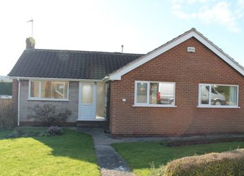 Thumbnail 3 bed bungalow to rent in Doverbeck Drive, Woodborough, Nottingham