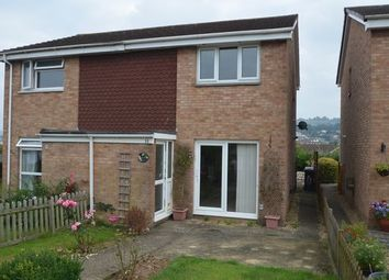 Thumbnail 3 bed semi-detached house to rent in Mount Close, Honiton
