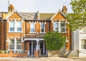 Thumbnail 3 bed flat for sale in Dunraven Road, London