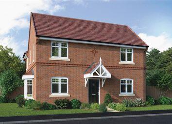"Thumbnail 4 bed detached house for sale in ""Witley"" at Platt Lane, Keyworth, Nottingham"