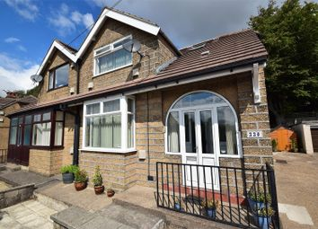 Thumbnail 3 bedroom semi-detached house for sale in New Hey Road, Salendine Nook, Huddersfield