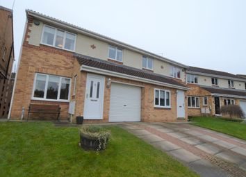 Thumbnail 3 bedroom semi-detached house for sale in Percy Lonnen, Prudhoe