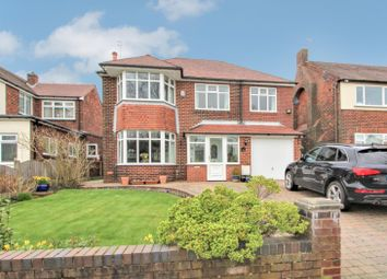 Thumbnail 4 bed detached house for sale in Mainway, Middleton, Manchester