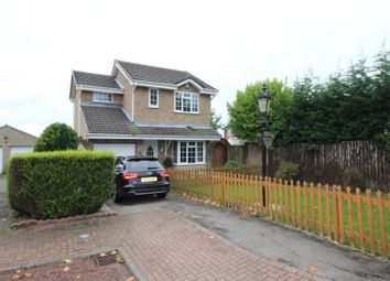 Thumbnail 3 bed detached house for sale in Meadow Dale, Chilton, Ferryhill