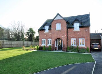 Thumbnail 4 bed property for sale in Thatch Close, Holmes Chapel, Crewe
