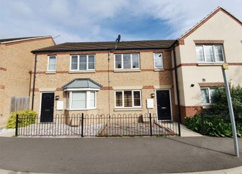Thumbnail 2 bedroom terraced house for sale in Midland Road, Peterborough