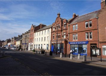 Thumbnail 1 bed flat for sale in High Street, Dunbar