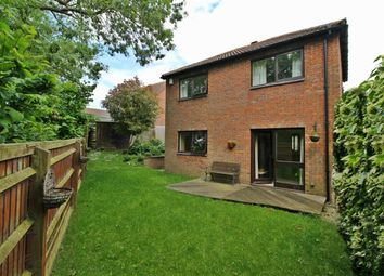 Thumbnail 3 bedroom detached house to rent in Wilson Court, Crownhill, Milton Keynes