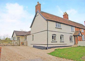 Thumbnail 3 bed semi-detached house for sale in St. Ediths Marsh, Bromham, Chippenham