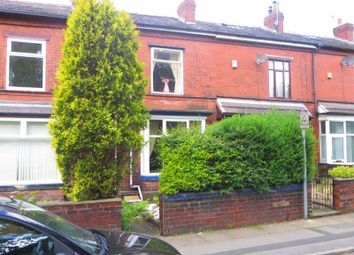 Thumbnail 2 bed terraced house for sale in Church Road, Radcliffe