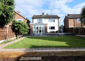 Thumbnail 3 bed detached house for sale in Churchill Close, Ashby-De-La-Zouch LE65, Ashby-De-La-Zouch,
