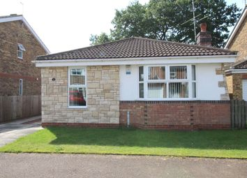 Thumbnail 3 bed bungalow for sale in Bell Close, Wigginton, York