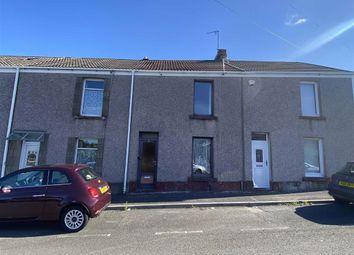 Thumbnail 3 bed terraced house for sale in Martell Street, Fforestfach, Swansea