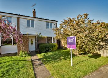 Thumbnail 3 bed end terrace house for sale in Ash Keys, Gravesend
