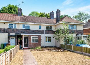 Thumbnail 4 bed terraced house for sale in Redhill Gardens, Stone